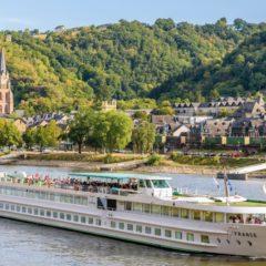 Croisière sur le Rhin en Mai 2022 ou Décembre 2022
